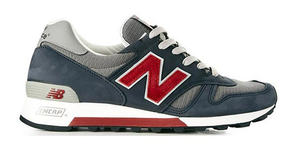 New Balance 1300 Navy Red