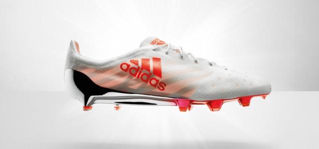 En Hafif adidas Futbol Ayakkabısı Yeniden