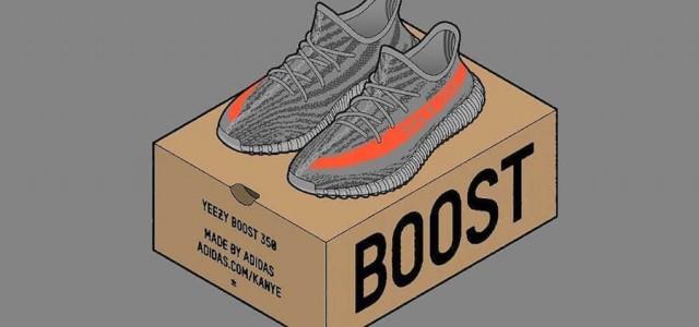 Kanye West Yeezy Boost 350 v2