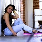 Demi Lovato'dan Yeni Skechers Reklamı