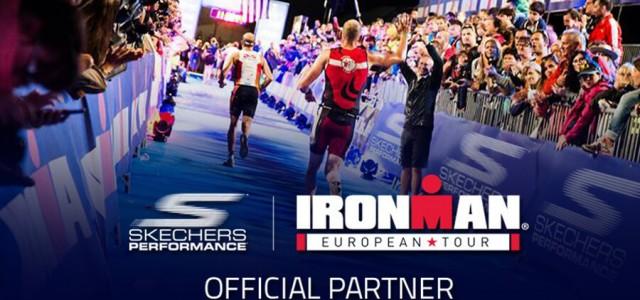 Skechers Ironman Avrupa Turunun Resmi Koşu Ayakkabısı