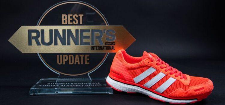 adidas adizero adios Boost 3.0 En İyi Güncellenen Koşu Ayakkabısı