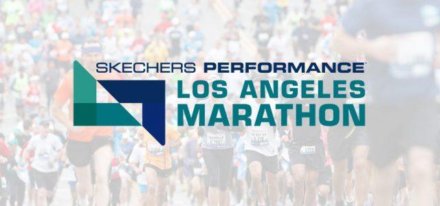 L.A. Maratonu Sponsoru Skechers Performance