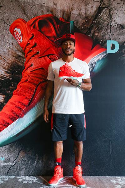 Derrick Rose ve adidas D Rose 7