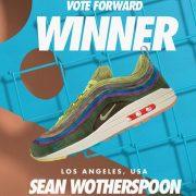 Air Max Yarışması Kazananı Sean Wotherspoon