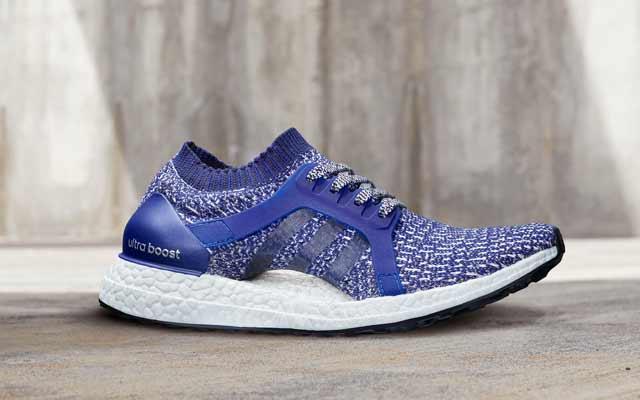 adidas UltraBOOST X Mystery Blue