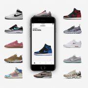 Nike SNEAKRS Uygulamasını Avrupa'ya Taşıdı