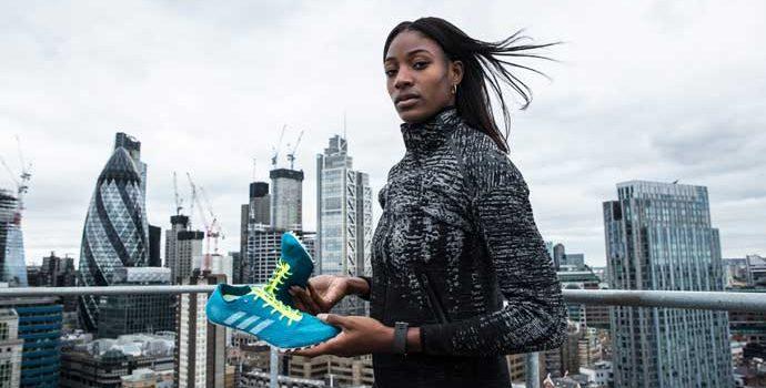İlk Çivili adidas Parley Dünya Atletizm Şampiyonasında