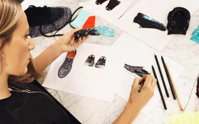 Nike Air VaporMax Flyknit by Johanna Schneider