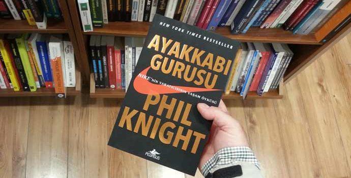 Ayakkabı Gurusu Phil Knight Türkçe'de