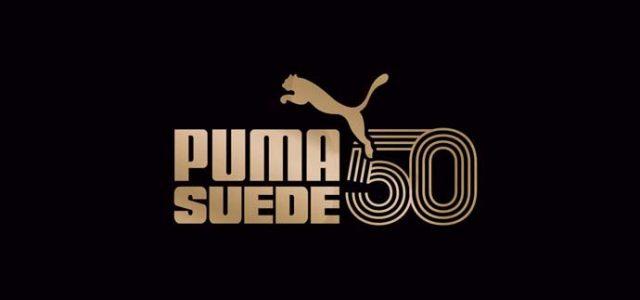 Puma Suede 50. Yaşını Kutladı