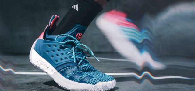 adidas & James Harden'dan Yeni Renkleriyle Harden Vol.2