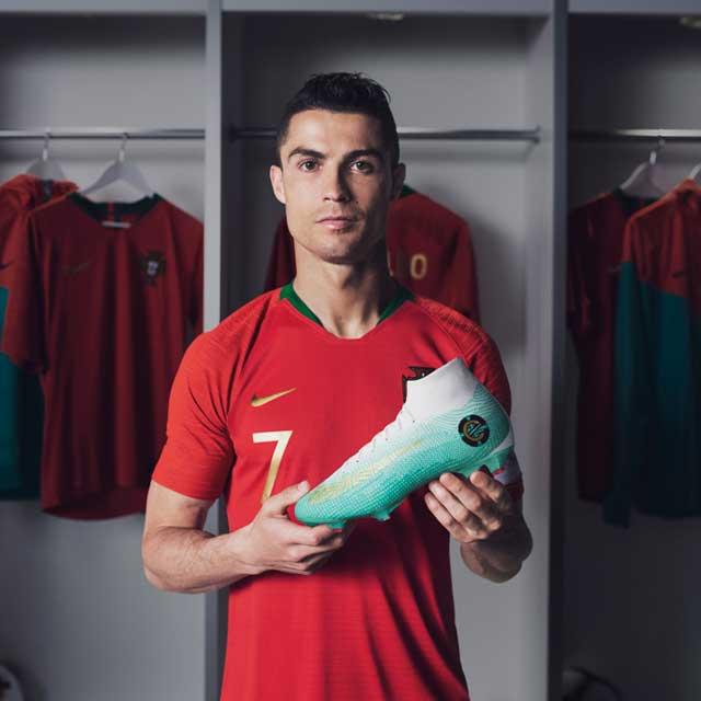 Nike Mercurial CR7 Ch6 Edicao Especial Cristiano Ronaldo