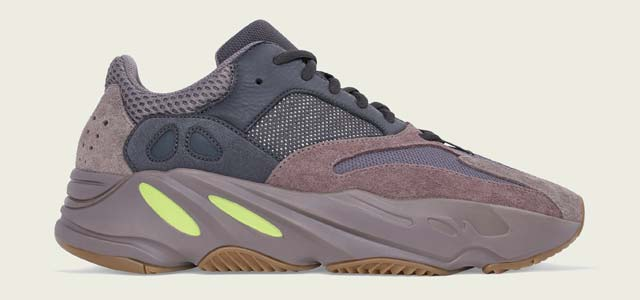 adidas Originals Kanye West Yeezy Boost 700 Mauve