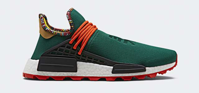 adidas Originals Pharrell Williams Solarhu Capsule
