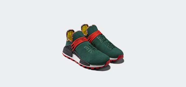 adidas Originals Pharrell Williams Ortaklığından Yeni SOLARHU CAPSULE Koleksiyonu