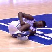 NCAA Kolej Basketbolu Maçında Büyük Şok!