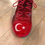 Cedi Osman'dan All Star Karşılaşmasında Milli Jest