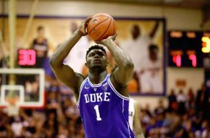 Zion Williamson Basketbola Nike İle Döndü