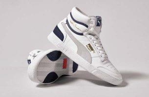 PUMA Efsanevi Ralph Sampson Basketbol Ayakkabısını Yeniden Üretti