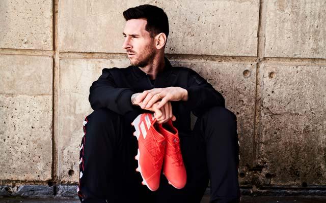 Nemeziz 19 ve Messi