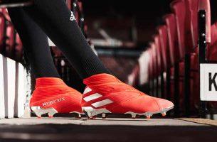 adidas Soccer Nemeziz 19 İle Futbolculara Daha İleri Kıvraklık Getiriyor