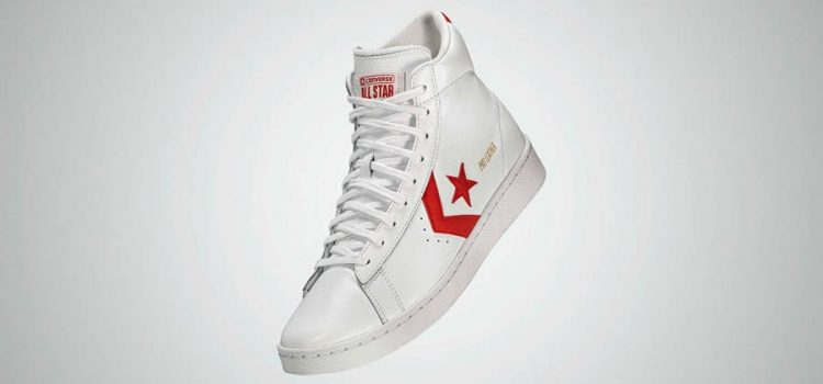 Bir Klasik Geri Dönüyor; Converse All Star Pro Leather