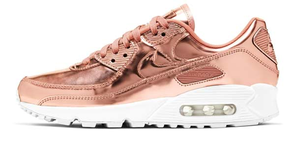 Nike SP20 Air Max 90 Rose Gold W