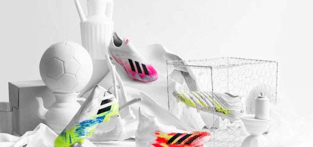 Sanat ve Futbolun Yaratıcılığı Yeni Uniforia Krampon Paketinde Birleşti