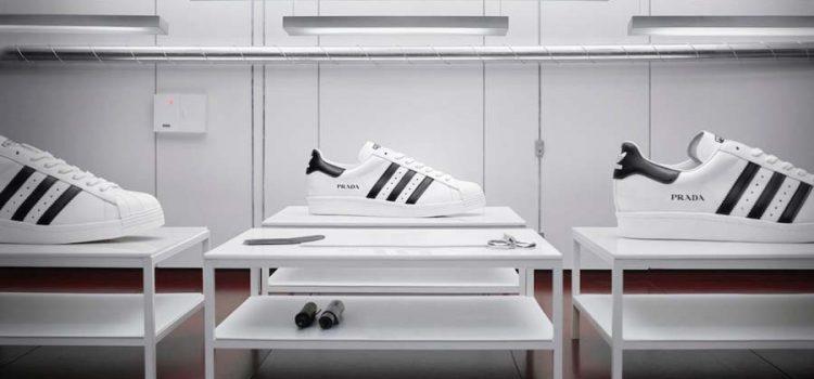 Prada ve adidas Originals Ortaklığı ile adidas Superstar Yeniden Doğdu