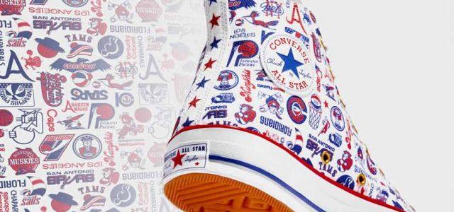 Amerikan Basketbol Birliği Anısına Yeni Converse Paketi
